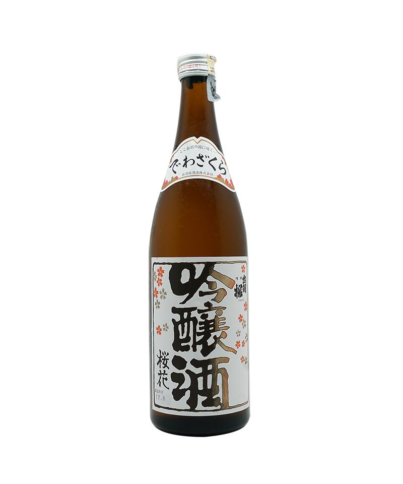 DEWAZAKURA GINJO OUKA-720ML