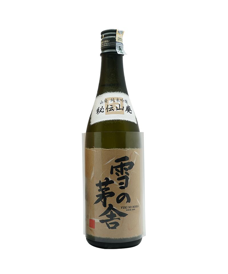 YUKINOBOUSHA HIDENYAMAHAI JUNMAI GINJO-720ML